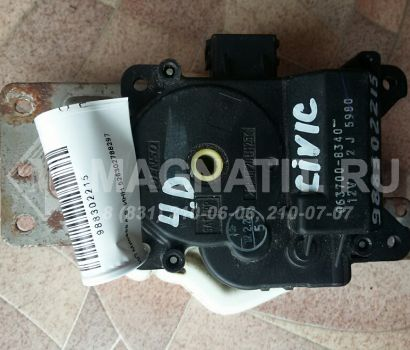 Сервопривод заслонки печки 063700-8340 Honda CR-V 3 (RE 2-7)